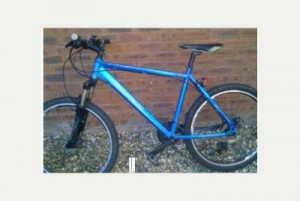 Had a bike stolen in Gloucestershire?