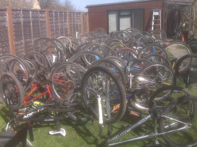 Lost a Bike in Cambridge?
