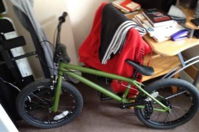 Stolen Stolen Bmx Bike Stereo 2012