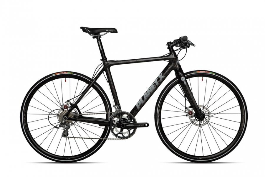 stolen planet x xls flat bar road bike