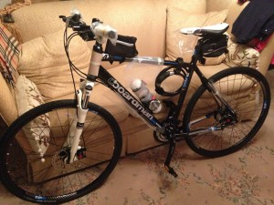 Boardman Bikes MX Sport 2014