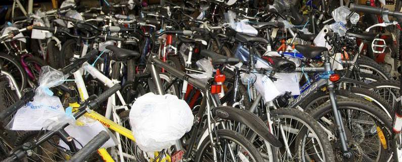 Metropolitan Police Release Stolen Bike Data