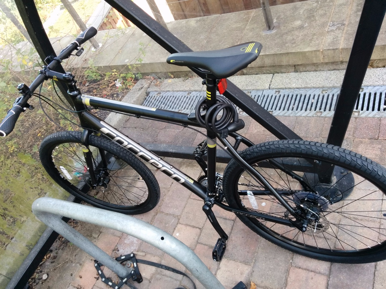 Stolen Carrera bicycles Subway 1