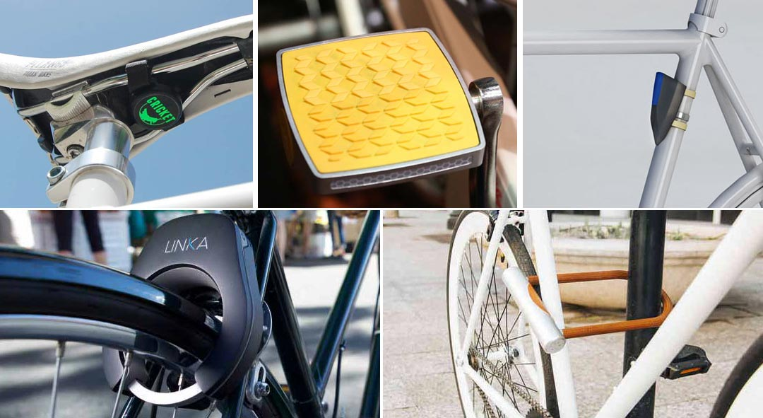 Five smart takes on bicycle security