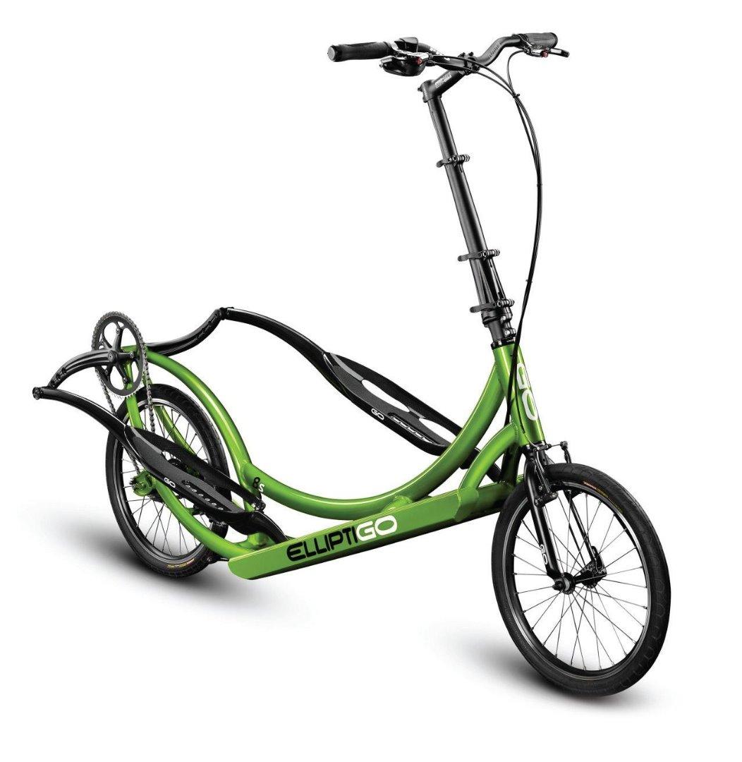 Elliptical Bike For Outside: Stolen Elliptigo 8C
