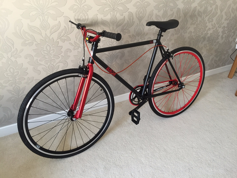 Stolen Chill Bikes Basic Fixie
