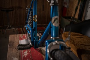 Puch folding bike