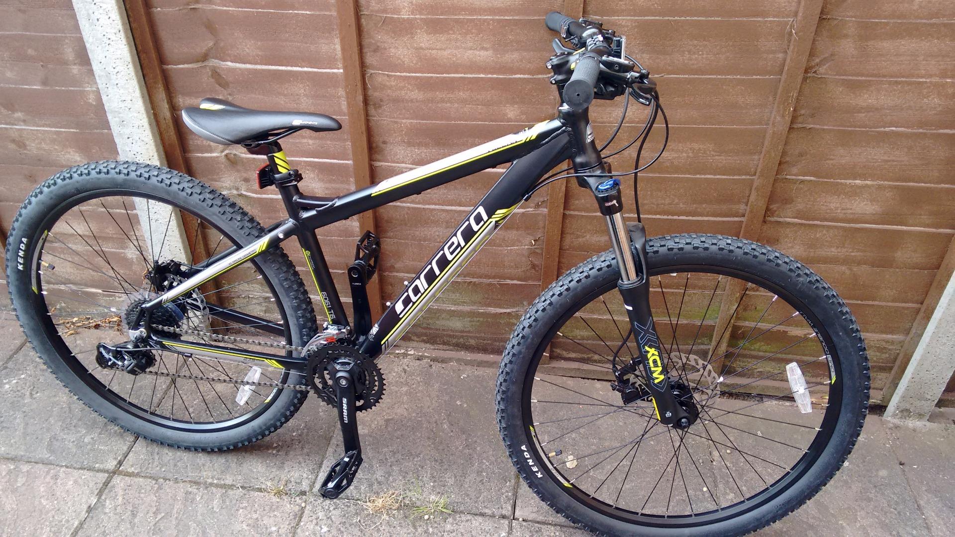 Stolen Carrera Bicycles Vulcan 686174