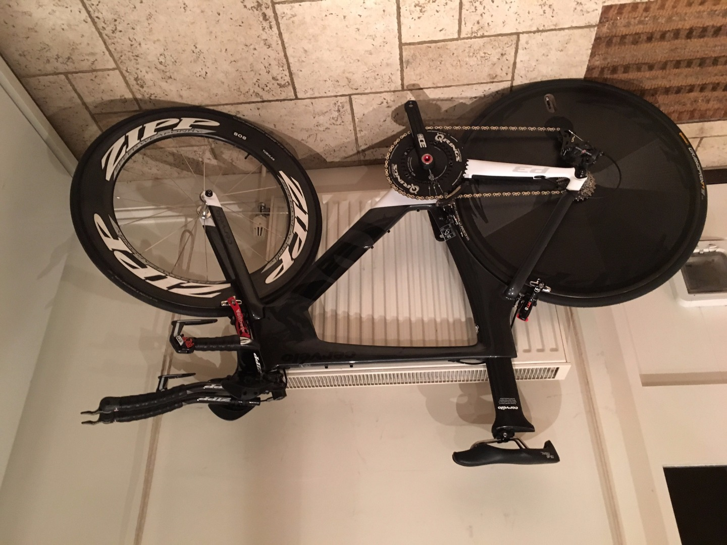 Specialized Handle Bars