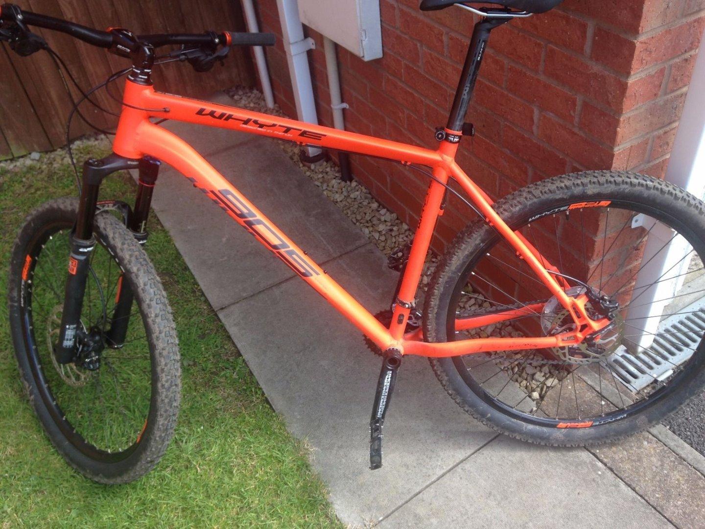 Stolen Whyte 905 Felt Mtb Amp Boardman Road Bike