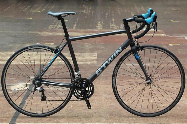 Stolen B Twin Triban 500 Se Road Bike