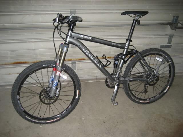 Stolen Trek Ex 8 2007 Model
