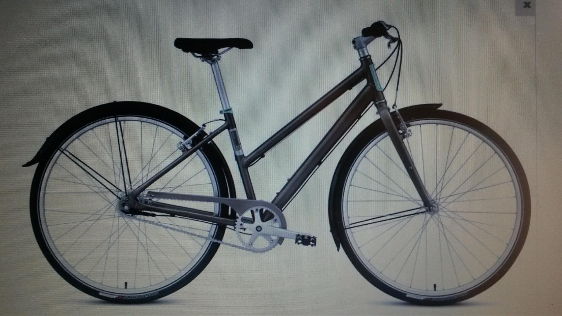 Step Through Bike Rack Lovequilts