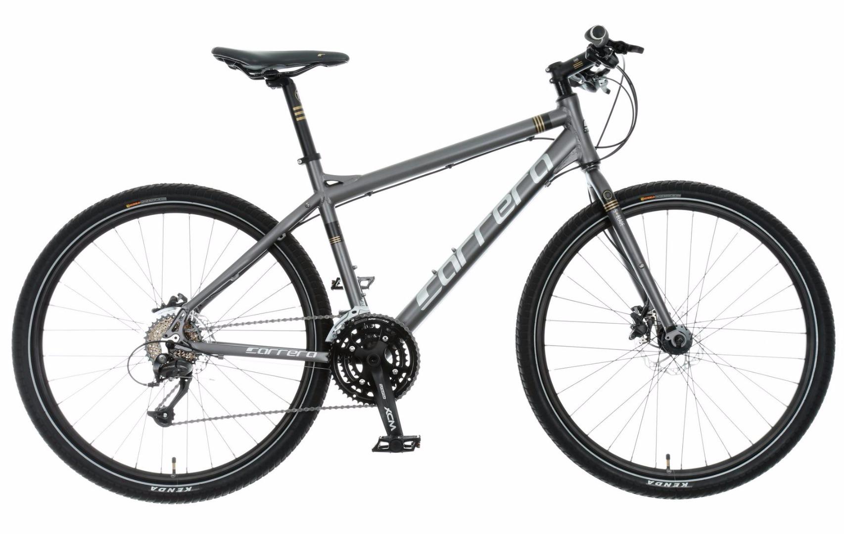 Stolen Carrera Bicycles Hybrid Bike
