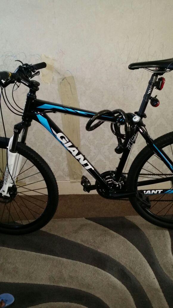 Stolen Giant Atx 27 5 2 Mountain Bike 2015