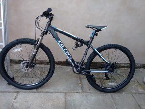 Carrera bicycles vengance