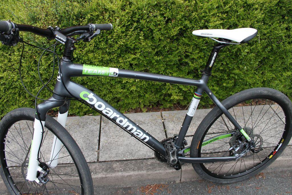 Stolen Boardman Bikes Ht Teamr