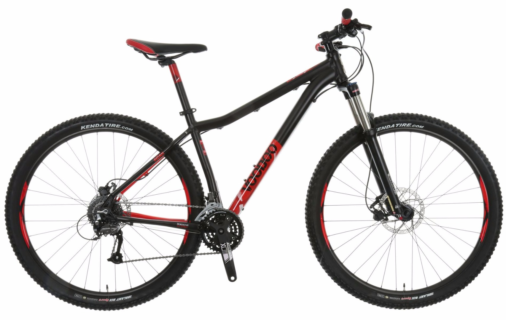 Stolen Voodoo Aizan 29er Mountain Bike