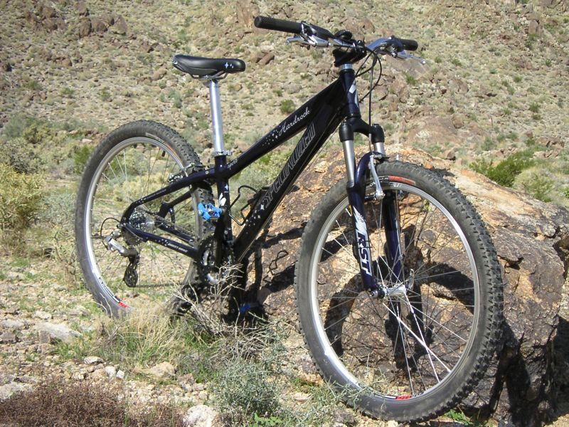 Smart Bike Lock >> Stolen Specialized Hardrock Sport