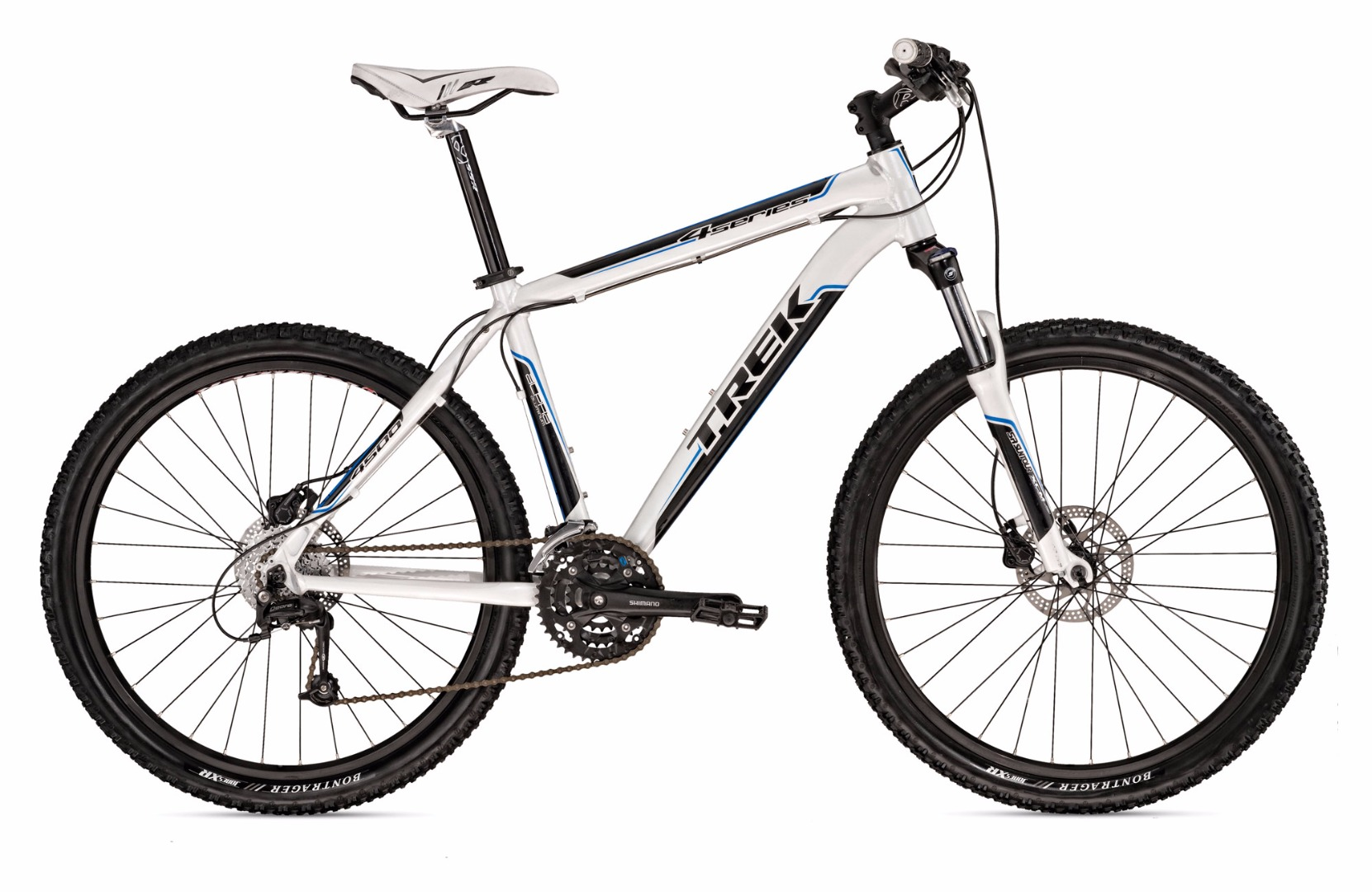 Stolen Trek 4 Series Mountain Bike