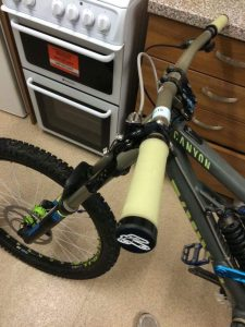 Canyon bicycles Torque DHX 2013