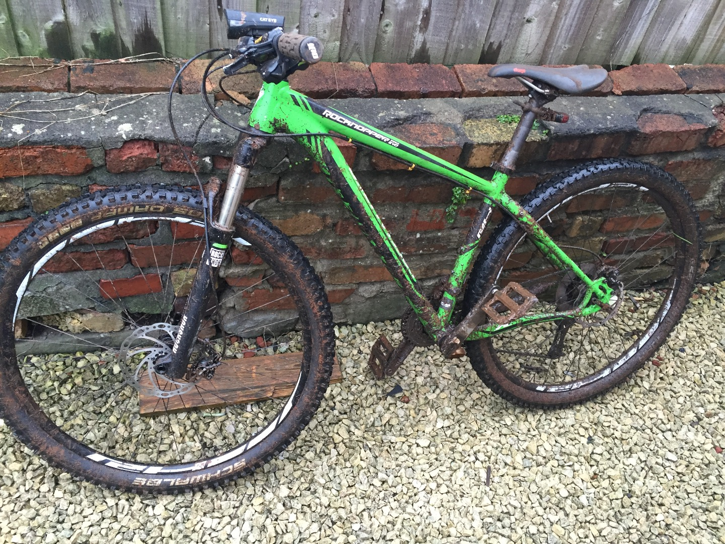 2014 Specialized Rockhopper Pro EVO 29 - Bicycle Details ...