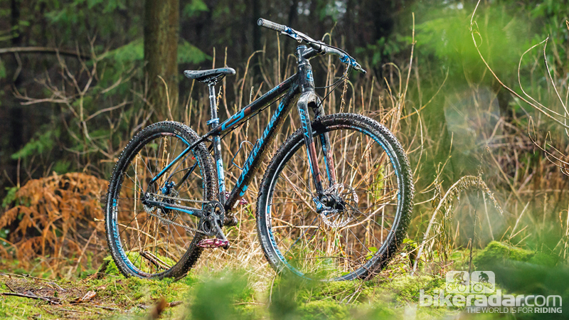 On One Bikes >> Stolen Cannondale Trail SL 29 – Rigid 29er modified with ...