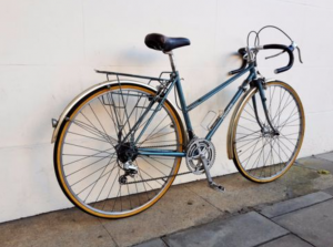Dawes Cycles Women's bike – vintage road bike
