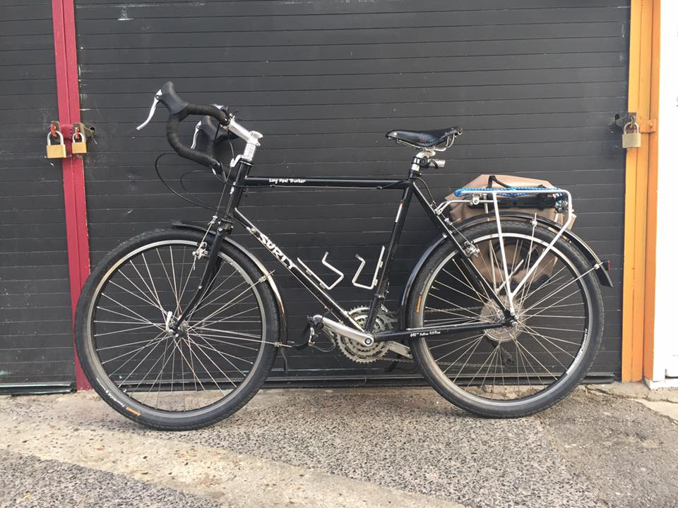 Stolen Surly long haul trucker