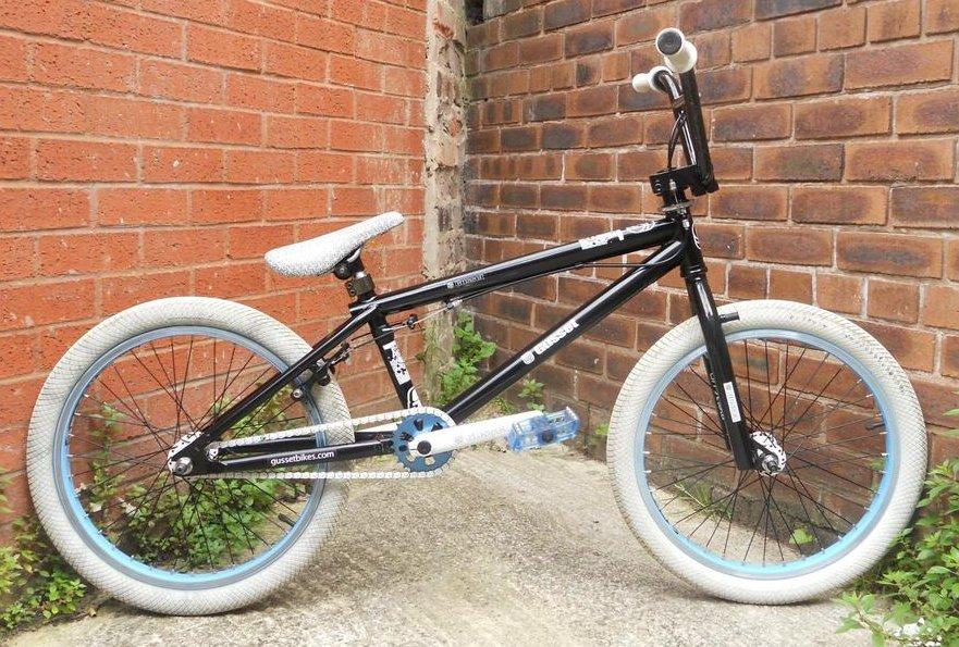 Stolen GT Bicycles 2008 GT Zone