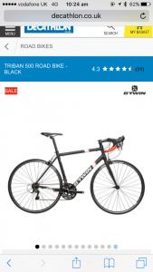 B'Twin Triban 500