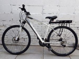 Carrera bicycles Crossfire 3. Stolen in Camden