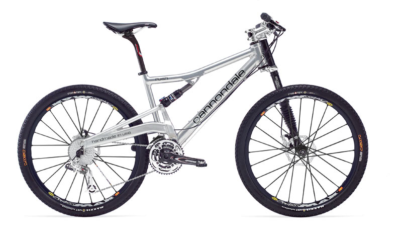Stolen Cannondale Rush 2 limited edition