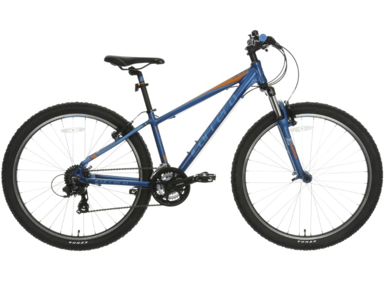Stolen Carrera bicycles Carrera Valour Womens Mountain Bike