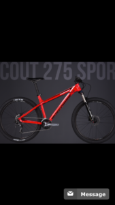 Nukeproof  Scout