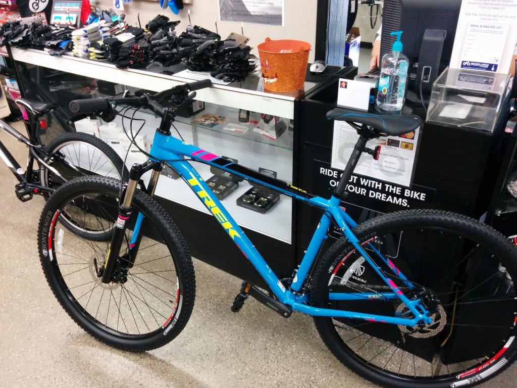 Stolen Trek Xcaliber 8 Previously Advertised As Xcaliber