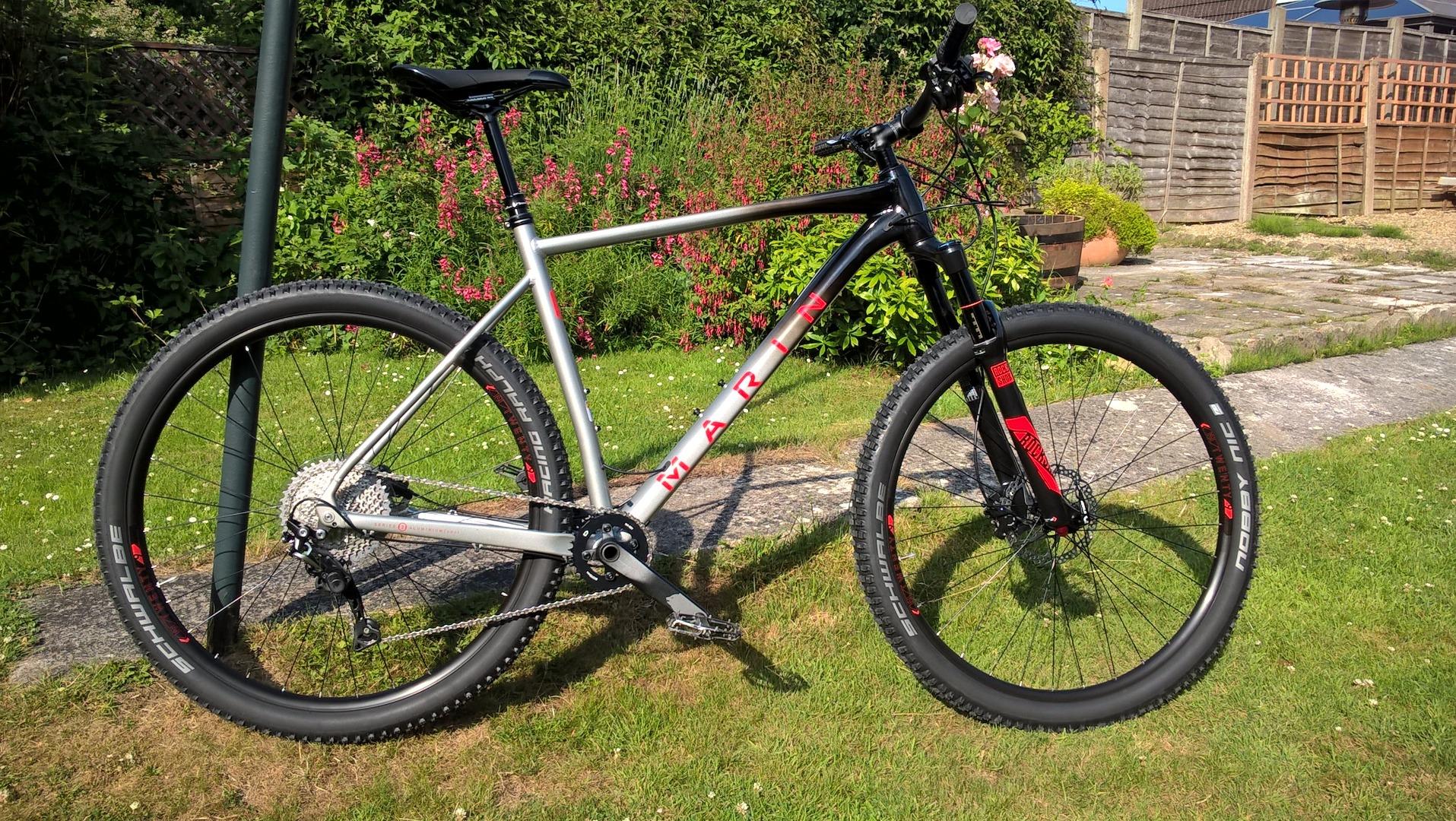 Stolen Marin Bikes Nail Trail 7 29er