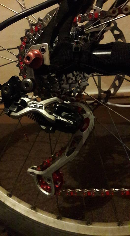 Stolen Gt Bicycles Agressor Xcr