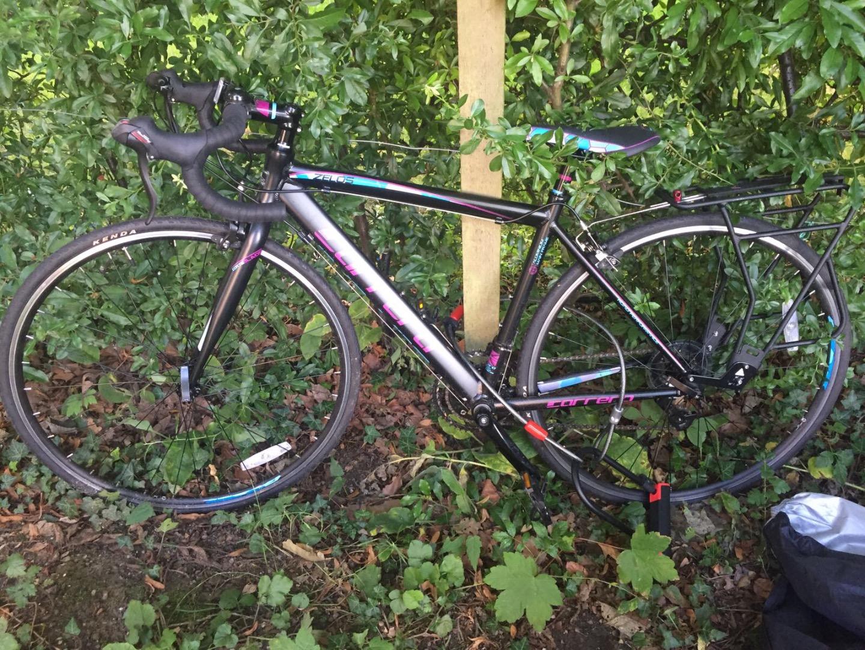 Stolen Carrera bicycles Zelos Road Women
