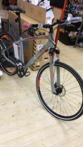 Carrera bicycles Crossfire 3