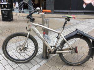 Saracen Cycles Pylon