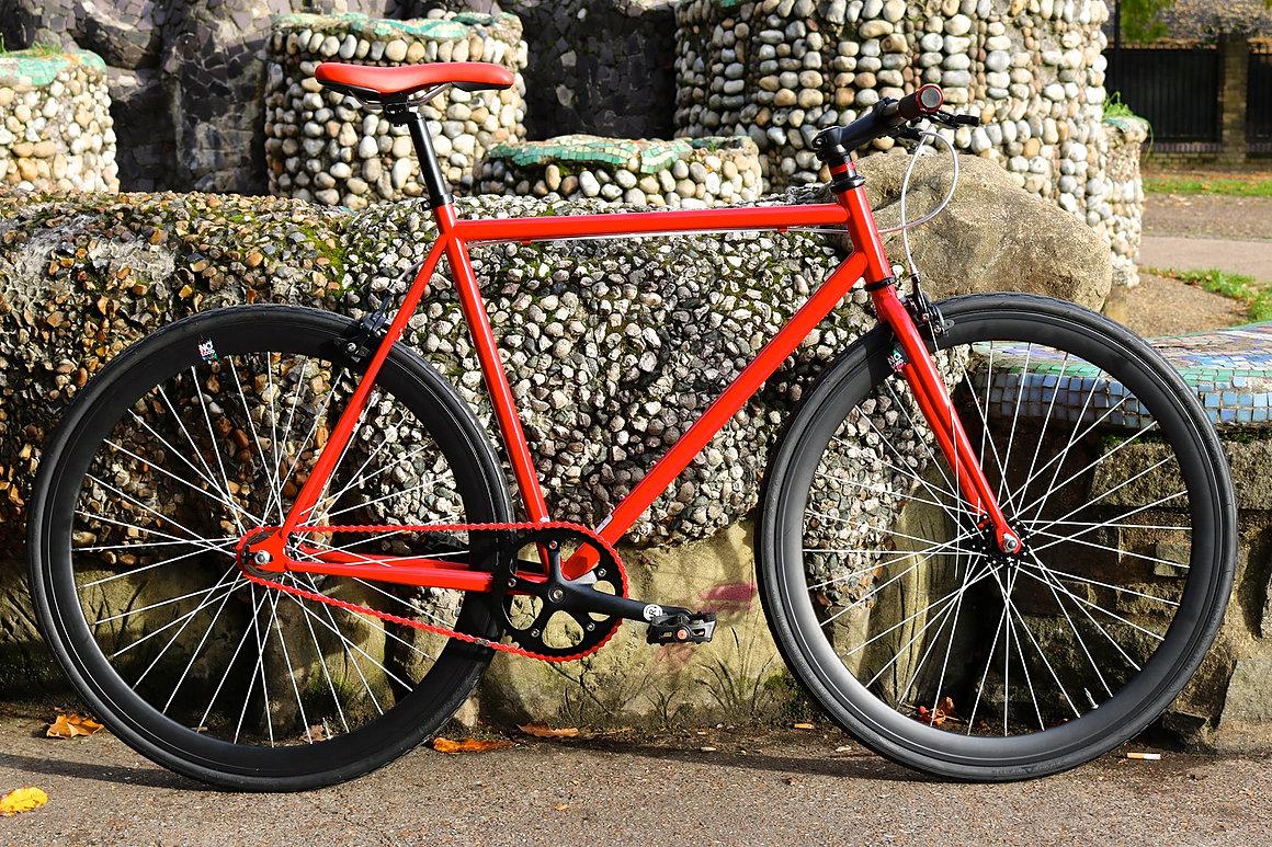 Stolen Hackney Cycles Teman