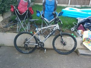 GT Bicycles Aggressor xc.2