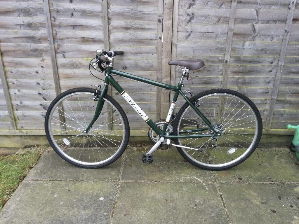 Stolen Real Clifton/ Halfords Real clifton men's bike