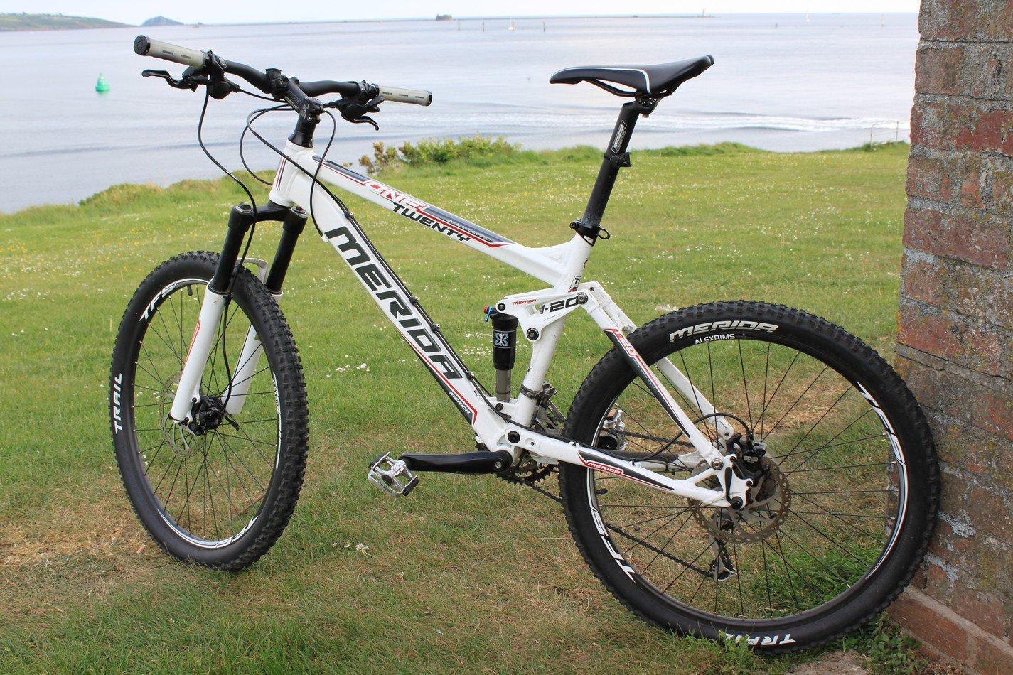 Stolen Merida Bikes One Twenty