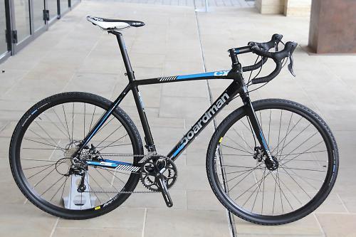Stolen Boardman Bikes Cx Comp