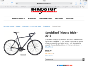 Specialized Tricross