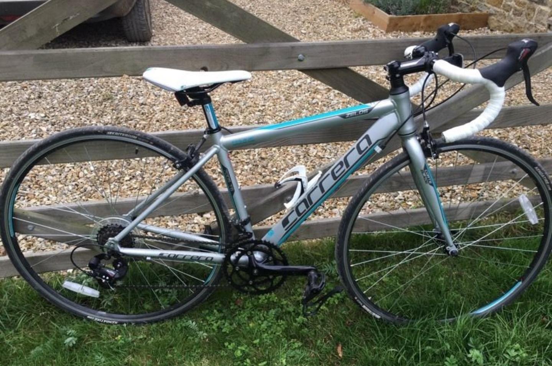 Stolen Carrera Bicycles Zelos