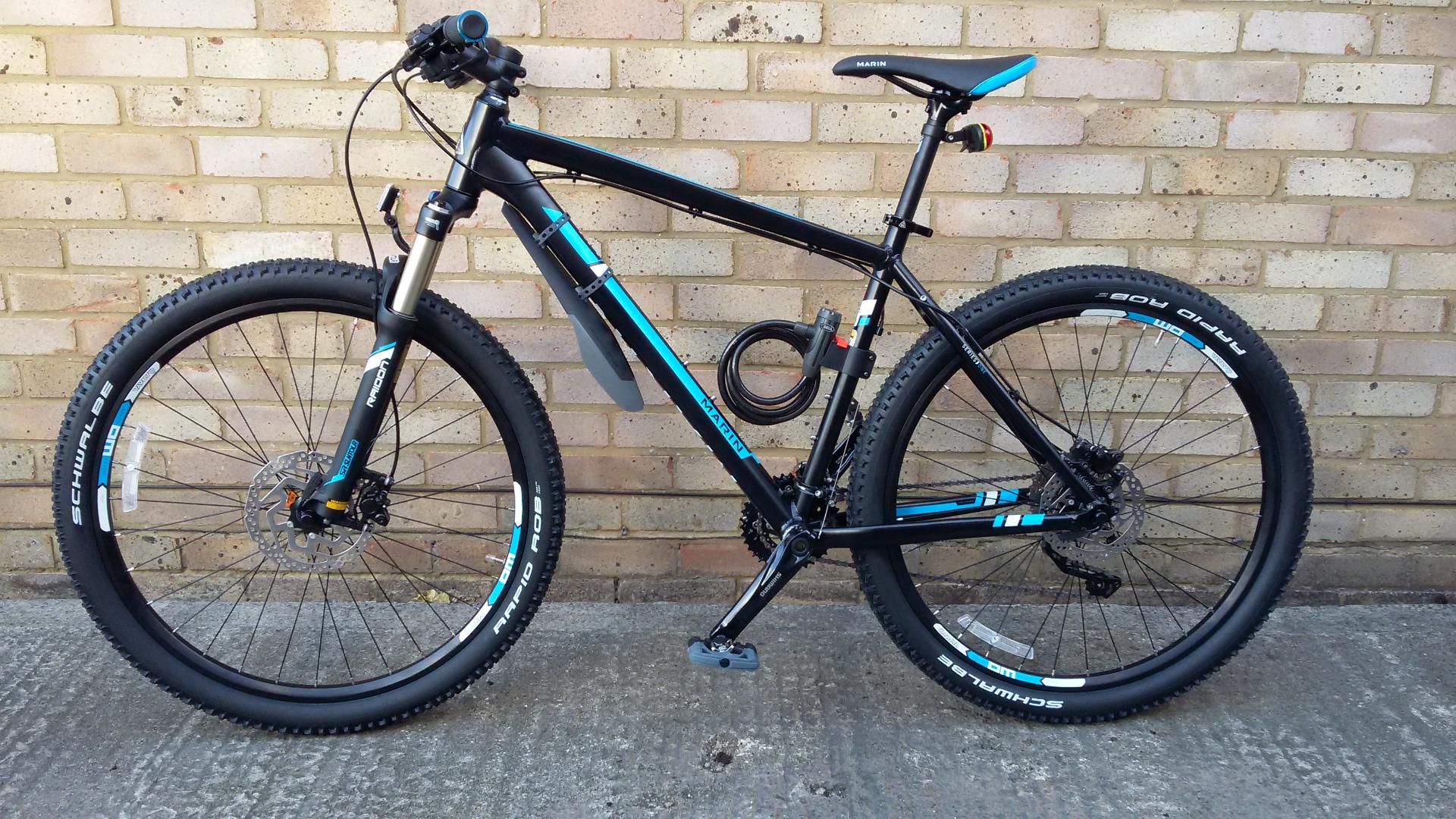 Stolen Marin Bikes Bobcat Trail 7 5 2015