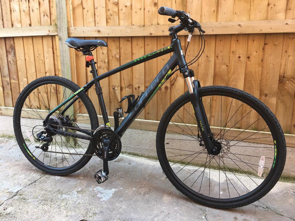 Stolen Carrera Bicycles Crossfire 2